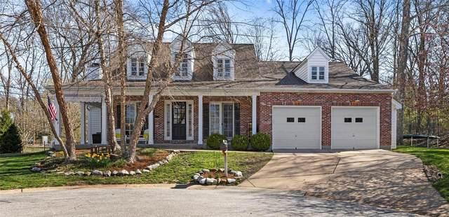 2332 Divot Drive, Crystal Lake Park, MO 63131 (#21021082) :: Kelly Hager Group   TdD Premier Real Estate