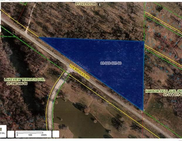 0 Lockhaven Road, Godfrey, IL 62035 (#21021092) :: Tarrant & Harman Real Estate and Auction Co.