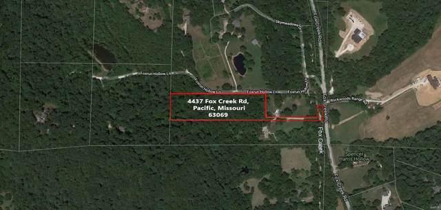4437 Fox Creek Road, Wildwood, MO 63069 (MLS #21021095) :: Century 21 Prestige