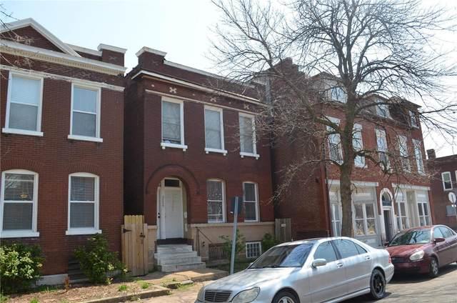3254 Ohio Avenue, St Louis, MO 63118 (#21021225) :: Hartmann Realtors Inc.