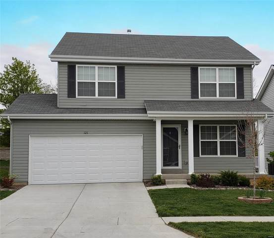 121 Brookview Way, O'Fallon, MO 63366 (#21021344) :: Parson Realty Group