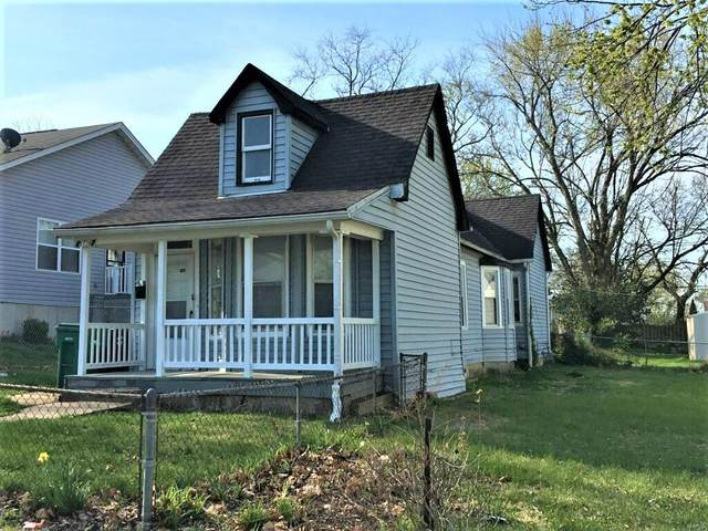 6736 Schofield, St Louis, MO 63133 (#21021346) :: Parson Realty Group