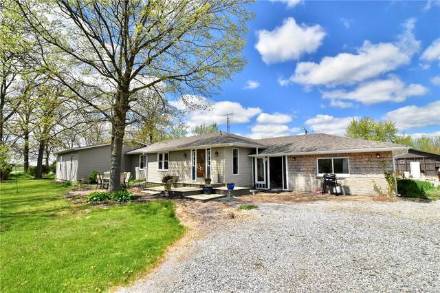22467 Turkey Bend Road, DUBOIS, IL 62831 (#21021349) :: Parson Realty Group