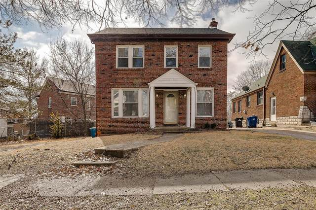 7024 Arcadia Avenue, St Louis, MO 63130 (#21021383) :: Terry Gannon | Re/Max Results
