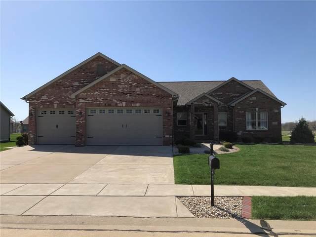 337 Gadwall, STAUNTON, IL 62088 (#21021403) :: Kelly Hager Group | TdD Premier Real Estate