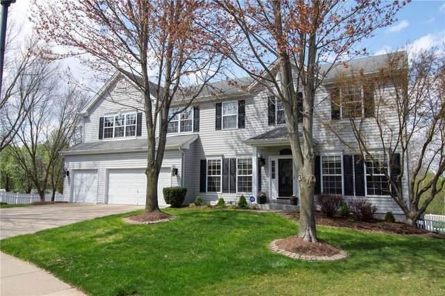 13133 Bellerive Farm Drive, Creve Coeur, MO 63141 (#21021503) :: St. Louis Finest Homes Realty Group