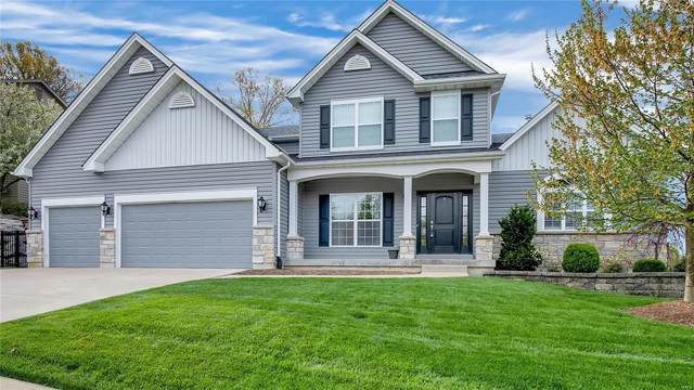 19 Tanglewood Trail, St Louis, MO 63021 (#21021507) :: Parson Realty Group