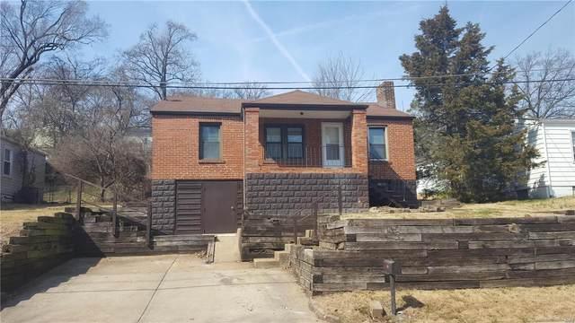 809 Arline Avenue, St Louis, MO 63135 (#21021524) :: Clarity Street Realty