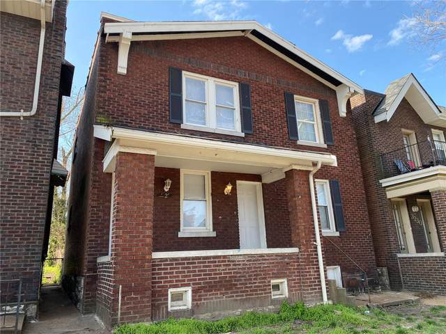 3226 Delor Street, St Louis, MO 63111 (#21021539) :: RE/MAX Professional Realty