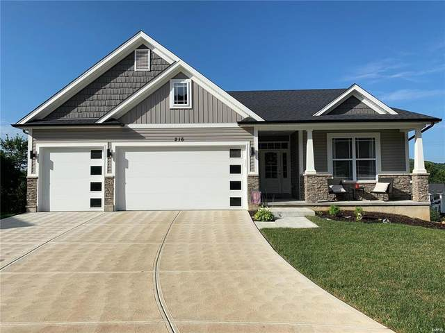 0 Wolf Hollow Est - Blake II, Imperial, MO 63052 (#21021564) :: Clarity Street Realty