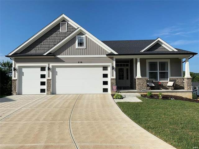 0 Wolf Hollow Est - Blake II, Imperial, MO 63052 (#21021564) :: Parson Realty Group