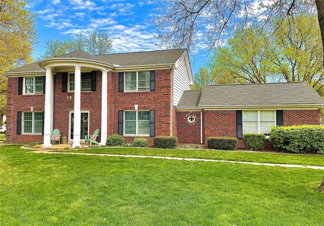 2156 Federal Way, Chesterfield, MO 63017 (#21021568) :: RE/MAX Vision