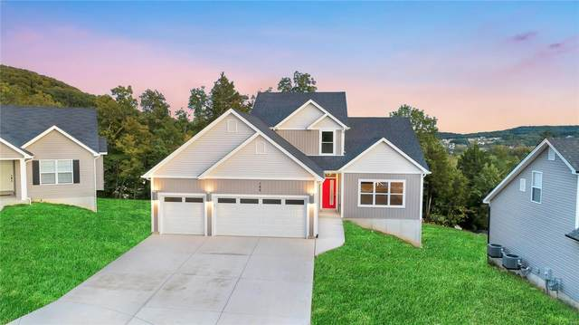 0 Wolf Hollow Est - Julieann, Imperial, MO 63052 (#21021569) :: Parson Realty Group