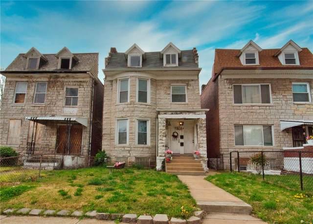 1009 Walton Avenue, St Louis, MO 63113 (#21021592) :: Parson Realty Group