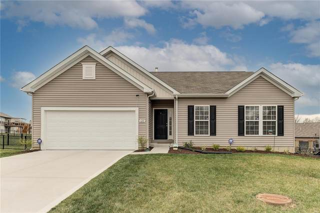 127 Crystal Creek Court, Wentzville, MO 63385 (#21021593) :: RE/MAX Vision