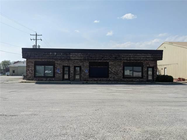 1601 N Market Street, SPARTA, IL 62286 (#21021603) :: Fusion Realty, LLC