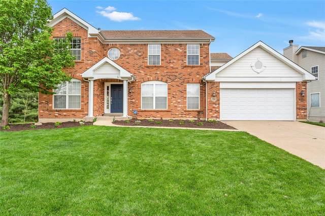 1441 Wilkesboro Drive, Dardenne Prairie, MO 63368 (#21021620) :: Kelly Hager Group | TdD Premier Real Estate
