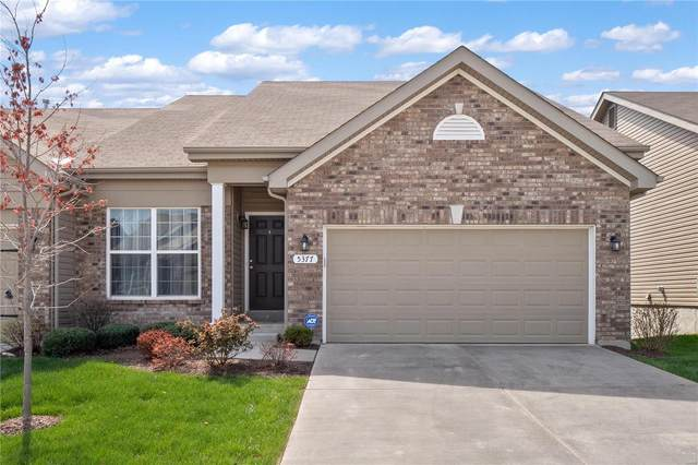 5377 Trailhead Court, Eureka, MO 63025 (#21021659) :: The Becky O'Neill Power Home Selling Team