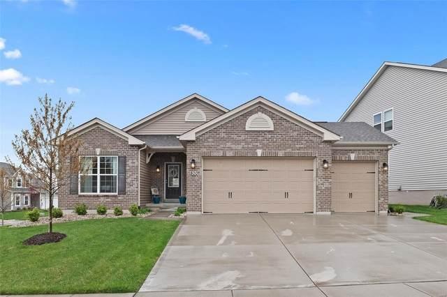 800 Caspian Drive, Wentzville, MO 63385 (#21021682) :: Kelly Hager Group | TdD Premier Real Estate