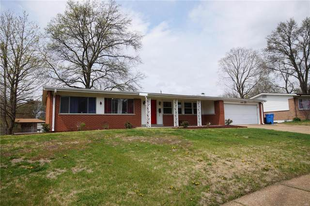 1505 Yearling Drive, Florissant, MO 63033 (#21021684) :: Clarity Street Realty