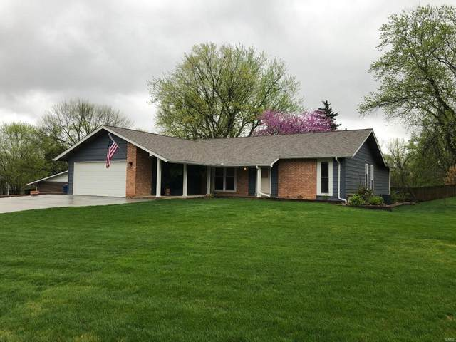 14632 Laketrails Court, Chesterfield, MO 63017 (#21021734) :: The Becky O'Neill Power Home Selling Team
