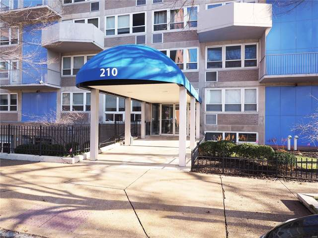 210 N 17th #803, St Louis, MO 63103 (#21021735) :: St. Louis Finest Homes Realty Group