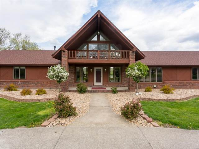 16413 Sugar Pine Court, Wright City, MO 63390 (#21021739) :: Parson Realty Group