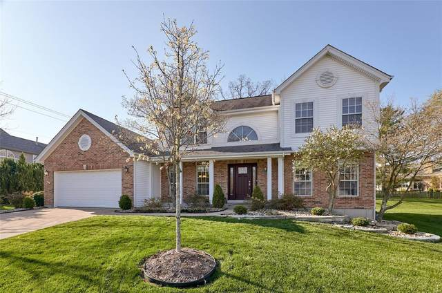 307 Cherry Hills Meadows, Grover, MO 63040 (#21021752) :: Kelly Hager Group | TdD Premier Real Estate