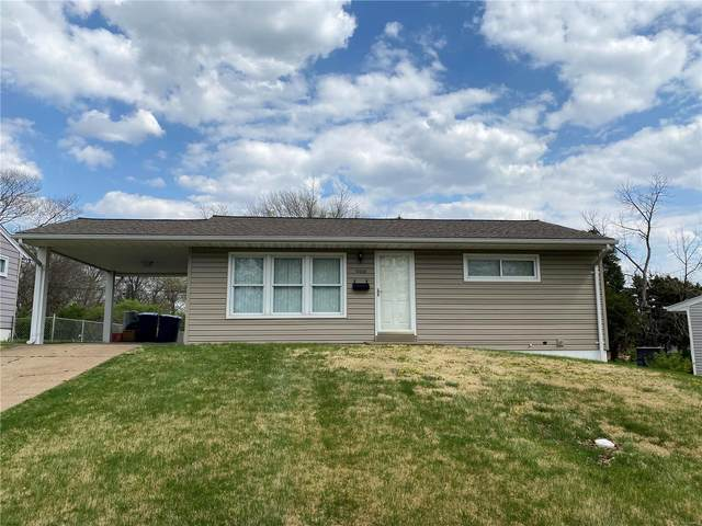 10008 Dellridge Lane, St Louis, MO 63136 (#21021761) :: Terry Gannon | Re/Max Results