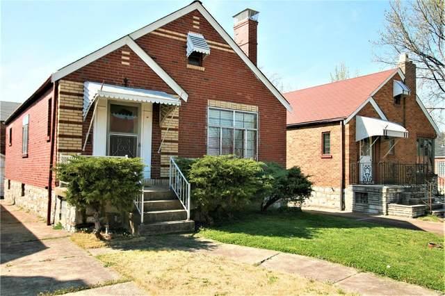 3805 Sulphur Avenue, St Louis, MO 63109 (#21021767) :: Clarity Street Realty