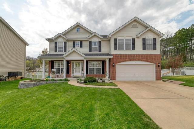 7 Romaine Spring Bend, Fenton, MO 63026 (#21021788) :: The Becky O'Neill Power Home Selling Team