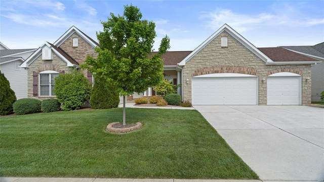 4417 Millcroft Drive, Saint Charles, MO 63304 (#21021798) :: St. Louis Finest Homes Realty Group