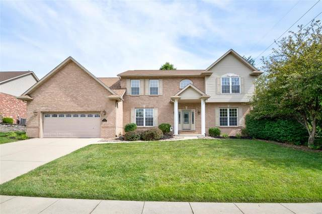 100 Summerlin Ridge, O'Fallon, IL 62269 (#21021827) :: Fusion Realty, LLC