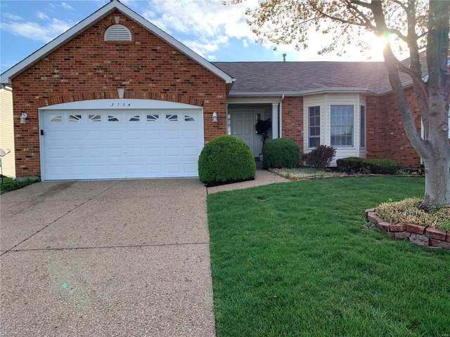 2734 Samuel Drive 738A, Dardenne Prairie, MO 63368 (#21021855) :: Kelly Hager Group | TdD Premier Real Estate