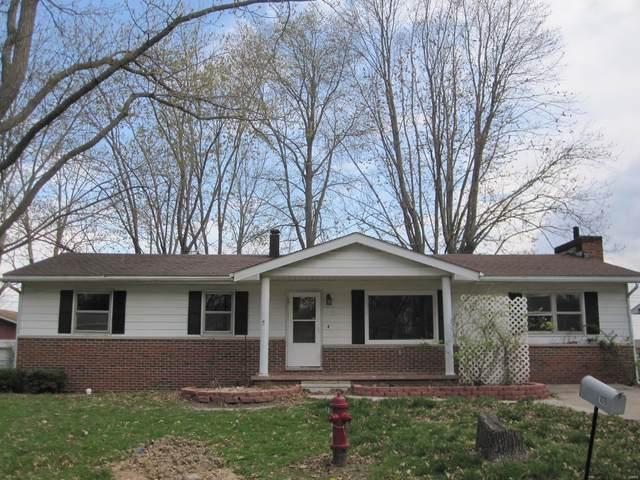 109 Hawbrook Place, Jerseyville, IL 62052 (#21021880) :: Tarrant & Harman Real Estate and Auction Co.