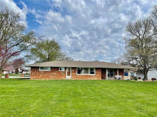 405 E Cumberland Road, BROWNSTOWN, IL 62418 (#21021882) :: Parson Realty Group
