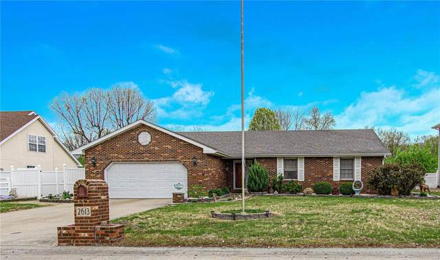2613 Donald Ct, Granite City, IL 62040 (#21021918) :: Reconnect Real Estate