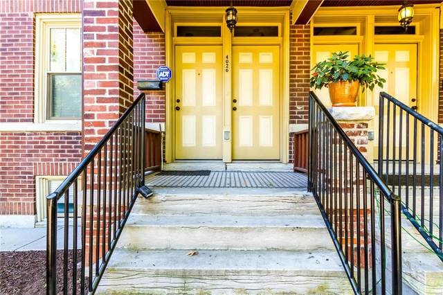 4026 De Tonty, St Louis, MO 63110 (#21021935) :: Walker Real Estate Team