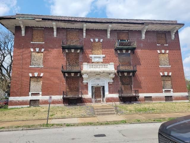 1205 Blackstone Avenue, St Louis, MO 63112 (#21021945) :: Reconnect Real Estate