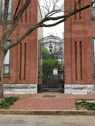 1523 S 10th Street #208, St Louis, MO 63104 (#21021980) :: Palmer House Realty LLC