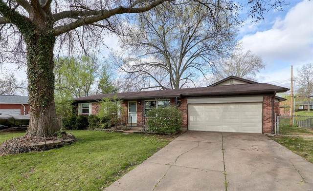 3221 Gwengreen Drive, Bridgeton, MO 63044 (#21022055) :: Matt Smith Real Estate Group