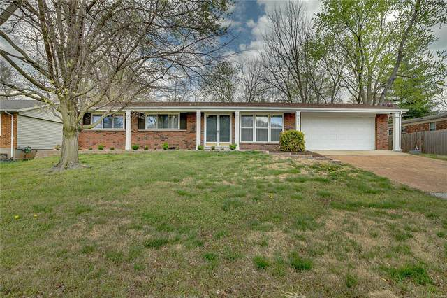 507 New Smizer Mill Road, Fenton, MO 63026 (#21022075) :: The Becky O'Neill Power Home Selling Team