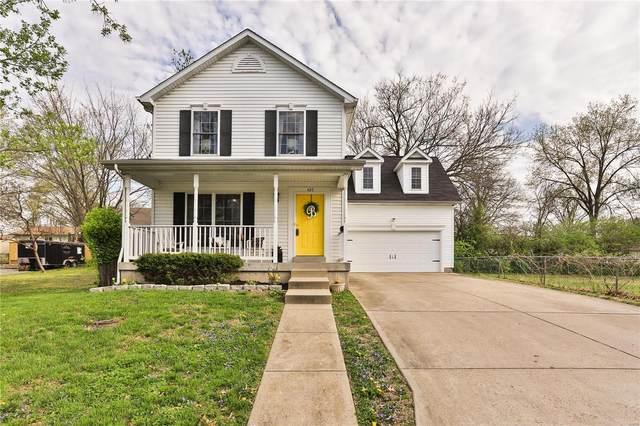 425 Saratoga Street, St Louis, MO 63122 (#21022130) :: Clarity Street Realty