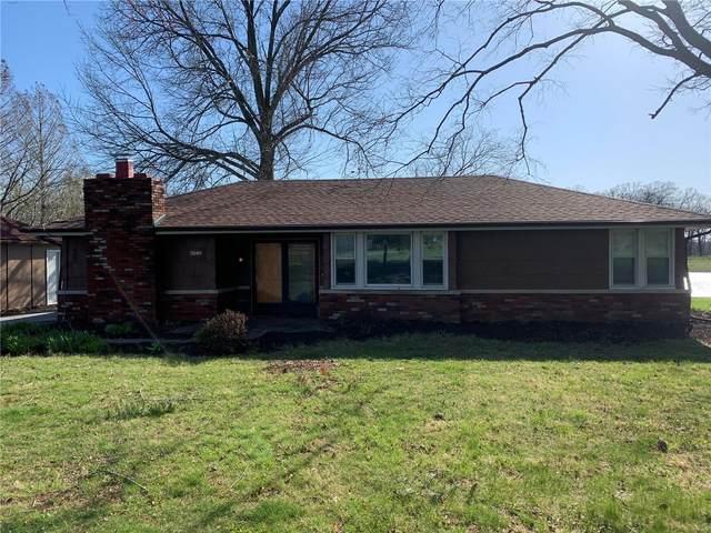5049 Springfield Road, Edwardsville, IL 62025 (#21022131) :: Fusion Realty, LLC