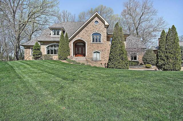 1105 N Oxfordshire, Edwardsville, IL 62025 (#21022134) :: St. Louis Finest Homes Realty Group