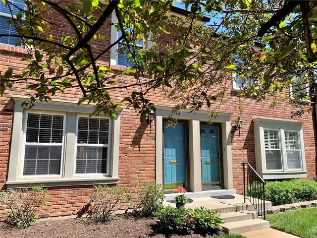 515 N Kirkwood 5N, St Louis, MO 63122 (#21022143) :: Blasingame Group | Keller Williams Marquee
