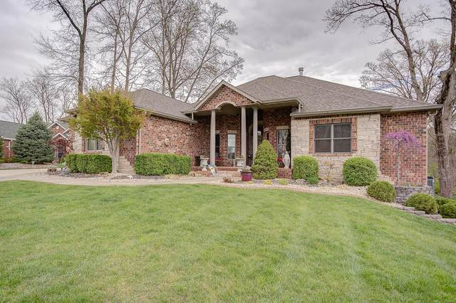 2866 Woodfield Drive, Maryville, IL 62062 (#21022152) :: Tarrant & Harman Real Estate and Auction Co.