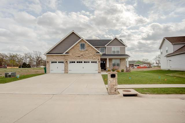 208 Mason Street, Mascoutah, IL 62258 (#21022187) :: Reconnect Real Estate