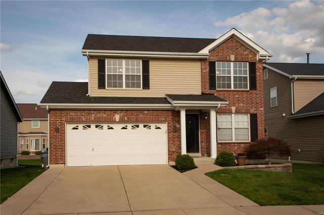 506 Cottage Crossing, O'Fallon, MO 63366 (#21022189) :: Kelly Hager Group | TdD Premier Real Estate