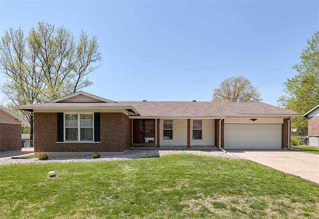 14633 Rouvre Drive, Florissant, MO 63034 (#21022191) :: Clarity Street Realty